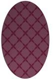 rug #179563 | oval traditional rug