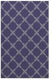 rug #179777 |  blue-violet rug