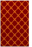 rug #179877 |  orange traditional rug