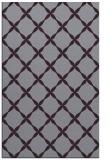 rug #179925 |  purple popular rug