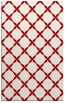 rug #179929 |  red traditional rug