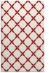 rug #179937 |  red traditional rug