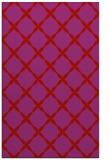 rug #179941 |  red geometry rug