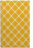 rug #179977 |  yellow traditional rug