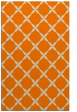rug #180005 |  orange traditional rug