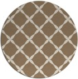 rug #180194 | round traditional rug