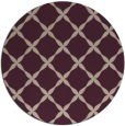 rug #180197   round pink traditional rug