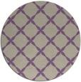 rug #180222 | round rug