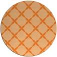 rug #180303 | round traditional rug