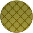 rug #180361   round light-green popular rug