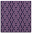 rug #180841 | square purple traditional rug