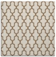 rug #180897 | square beige traditional rug