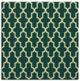 rug #180949 | square yellow rug