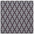 rug #180981 | square purple popular rug