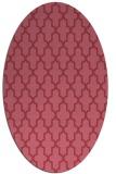 rug #181191 | oval geometry rug