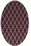 rug #181253 | oval traditional rug