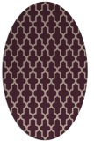 rug #181257 | oval traditional rug
