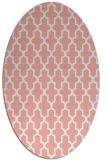 rug #181318 | oval traditional rug