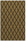 rug #181469 |  mid-brown traditional rug
