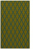rug #181509 |  blue-green traditional rug