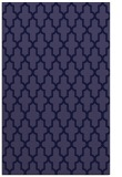 rug #181533    blue-violet traditional rug
