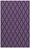 rug #181545 |  blue-violet traditional rug