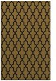 rug #181565 |  black geometry rug