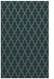 rug #181577 |  green traditional rug