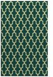 rug #181653 |  yellow traditional rug