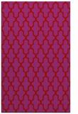 rug #181701    pink traditional rug