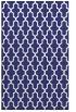 rug #181729 |  blue geometry rug