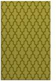rug #181769 |  light-green traditional rug