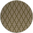 rug #181921 | round traditional rug