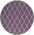 rug #181981 | round beige traditional rug