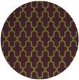 rug #182030   round traditional rug