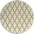 rug #182111 | round traditional rug