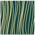 rug #182709   square yellow stripes rug