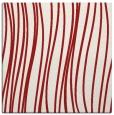 rug #182753 | square red natural rug