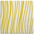rug #182805   square yellow stripes rug