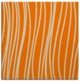 rug #182821 | square orange natural rug