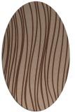 rug #182876   oval stripes rug