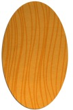rug #183201 | oval light-orange natural rug