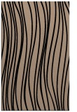 rug #183221 |  black stripes rug