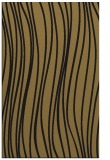 rug #183229 |  brown stripes rug