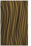 rug #183325 |  black stripes rug