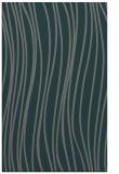 rug #183337 |  green stripes rug