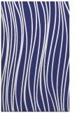 rug #183489 |  white stripes rug