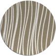rug #183561 | round beige popular rug