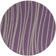 rug #183741 | round beige popular rug