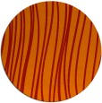 rug #183805 | round red natural rug